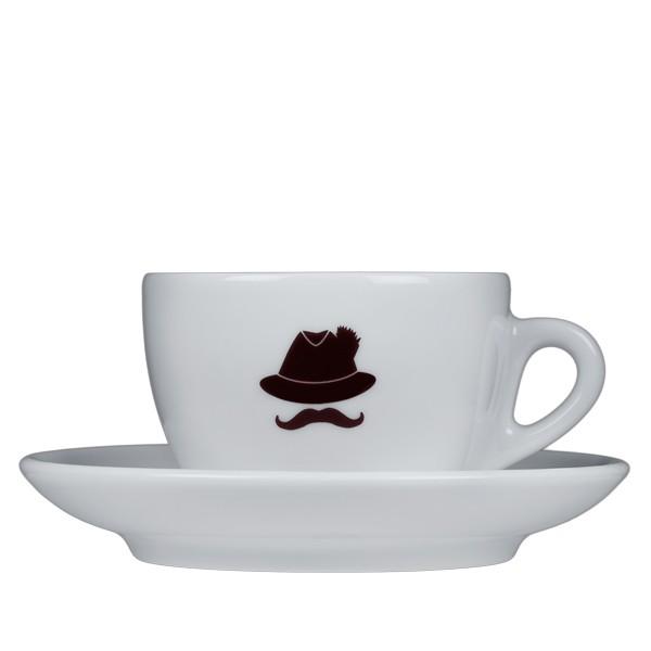 "Cappuccino Tasse ""KUNTRAWANT"""