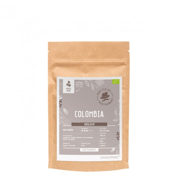 Colombia - EXCELSO EP ORGANIC BIO