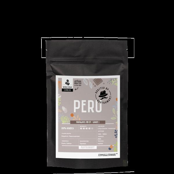 Peru - Papagayo SHB EP