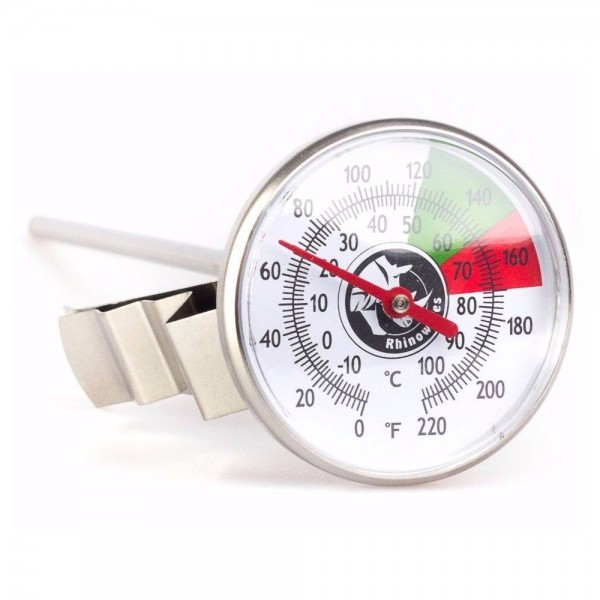 Rhinowares Milch Thermometer