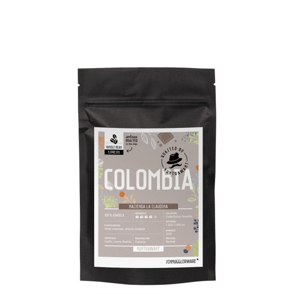 Colombia - Don Pablo