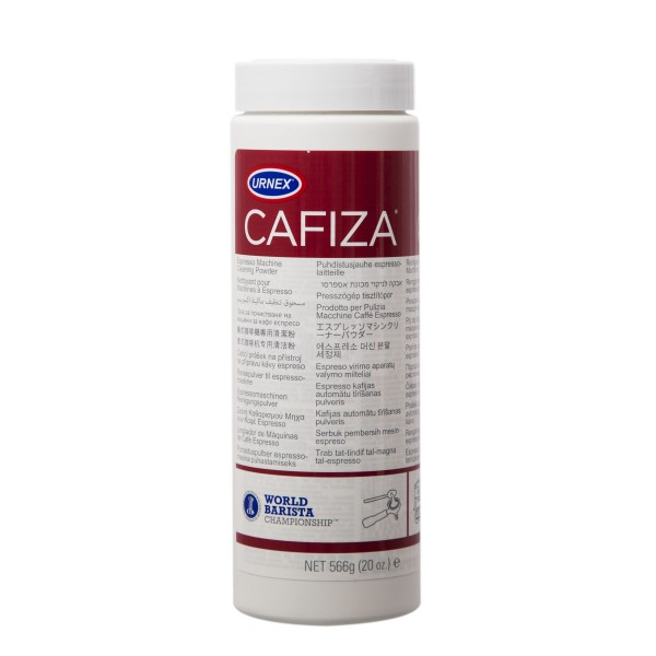 Urnex - Cafiza polvere detergente per macchina caffé - 566 g