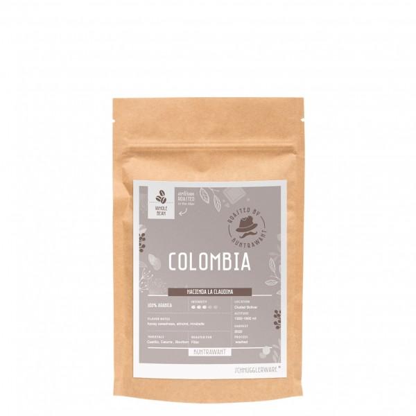 Colombia - Hacienda La Claudina