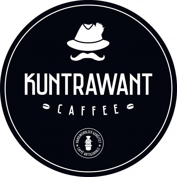 """Emailleschild """"Kuntrawant"""""""