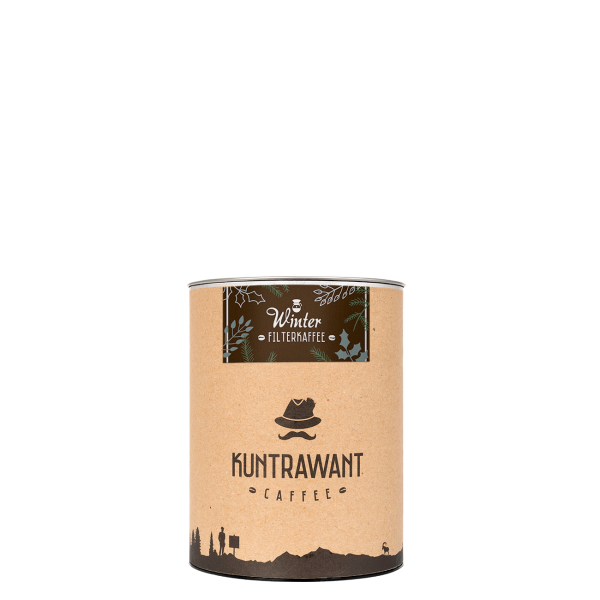 Winterfilter Kaffee (Mahlkaffee)