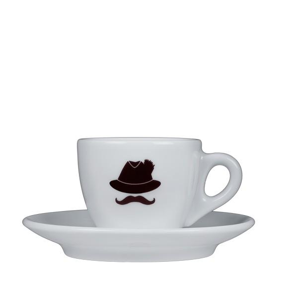 "Espresso Tasse ""KUNTRAWANT"""