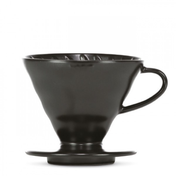 "V60 Dripper ""Colour Edition"" Matt Black"