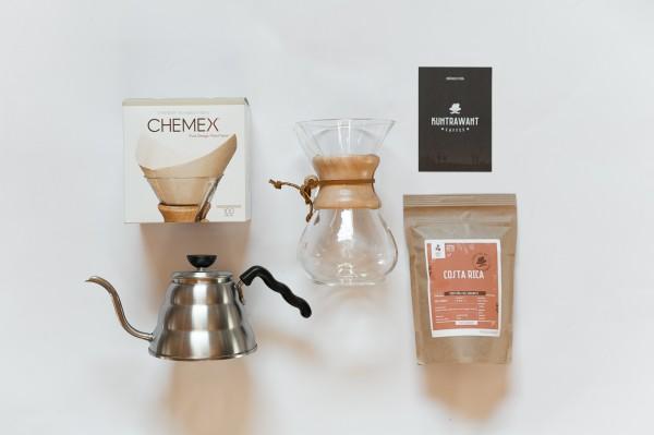 Chemex Starterpaket
