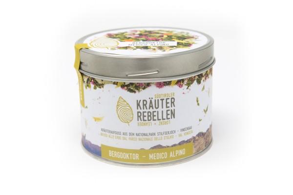 """Bergdoktor"" Kräuteraufguss Tee 18g"