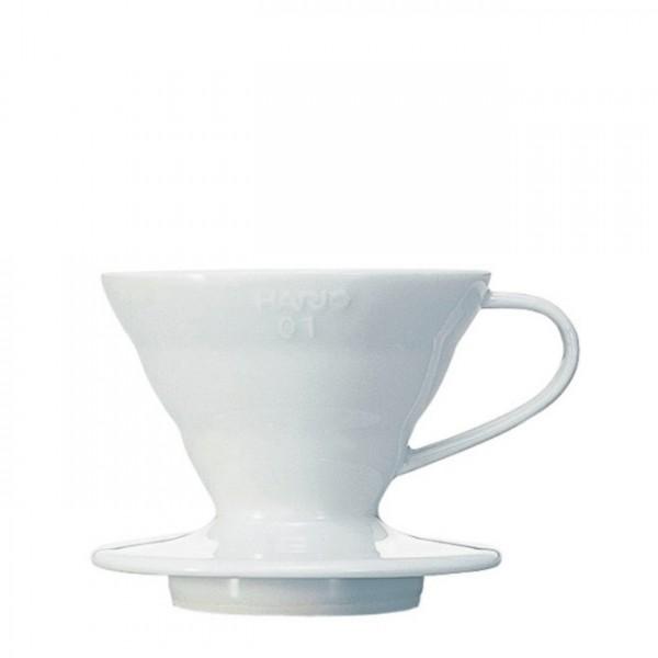 Coffee Dripper V60 01 Ceramic White